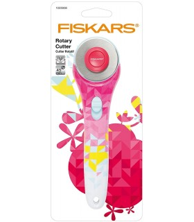 Cutter Fiskars 45 mm geometric