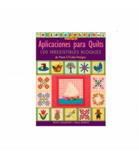 LIBRO DE APLICACIONES PARA QUILTS