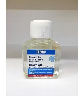 Esencia de trementina rectificada 100ml