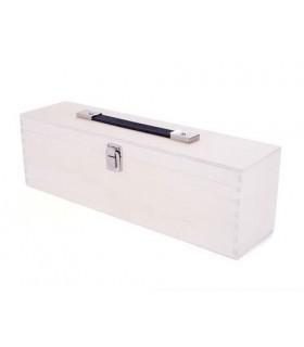Caja de madera para pintara