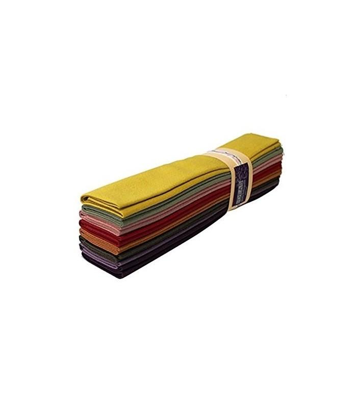 Kit de Fat Quarters TEIXIT llis