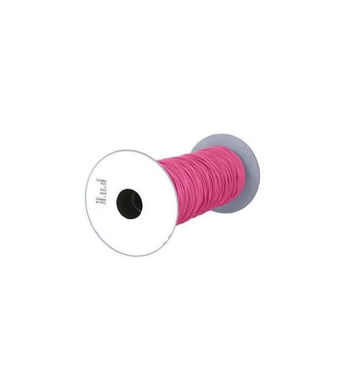 Cordó PVC fucsia