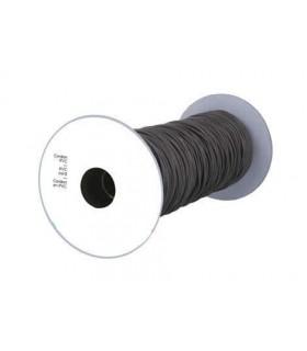 Cordón PVC marron