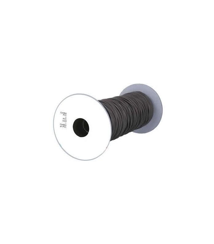 Cordó PVC marro