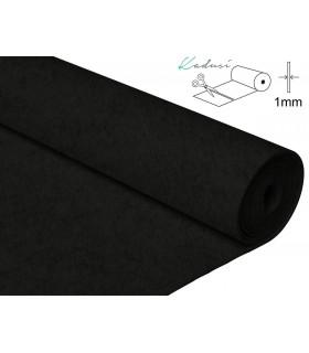 Feltre a metres Negre 1 mm gruix