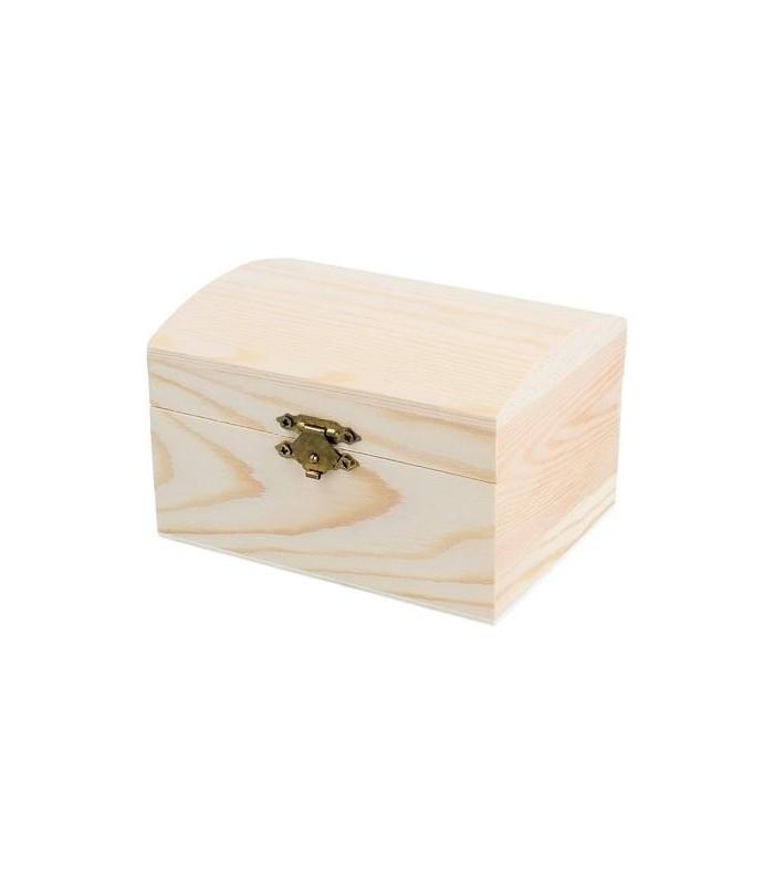 Caixa de fusta per decorar - 9800
