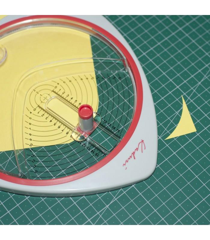 Cutter circular para hacer circulos perfectos