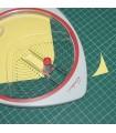 Cutter circular para hacer círculos