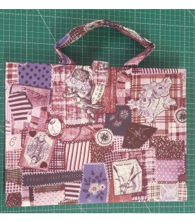 Kit de viatje Patchwork