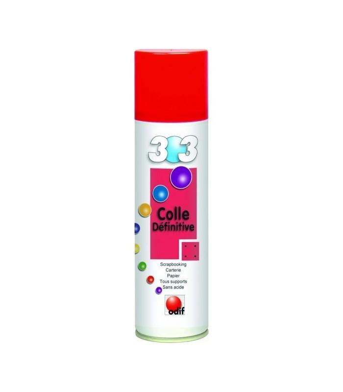 Spray cola Permanente