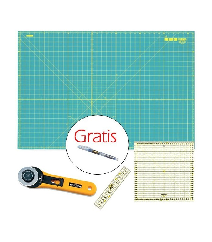 Kit de Patchwork OLFA 94x64