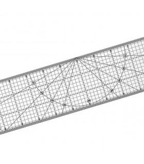 Regla Patchwork Olfa 15x60 centímetres