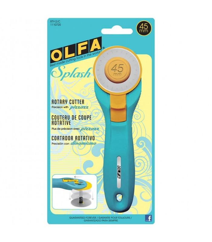 Cutter Olfa Spalsh 45 mm