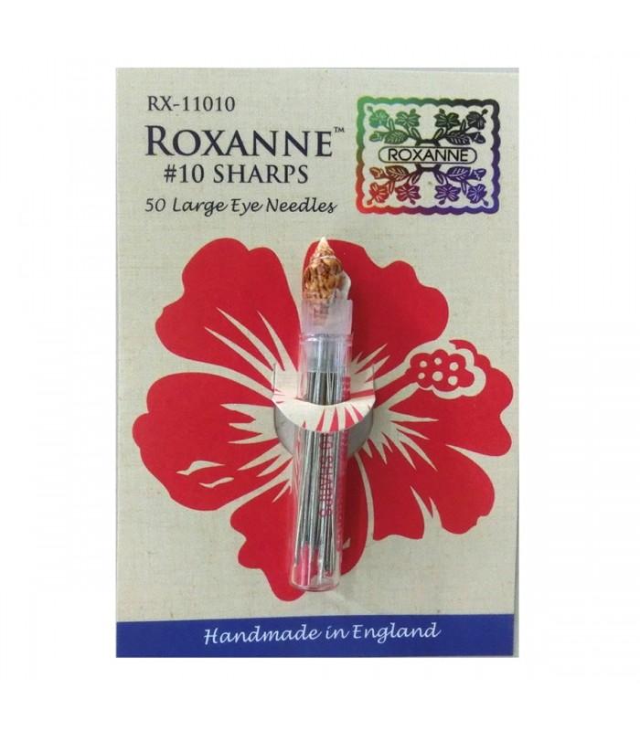 Agujas para coser a manp Roxanne T-10