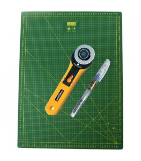 Base de corte 60x45 Cutter 45mm y Marcador