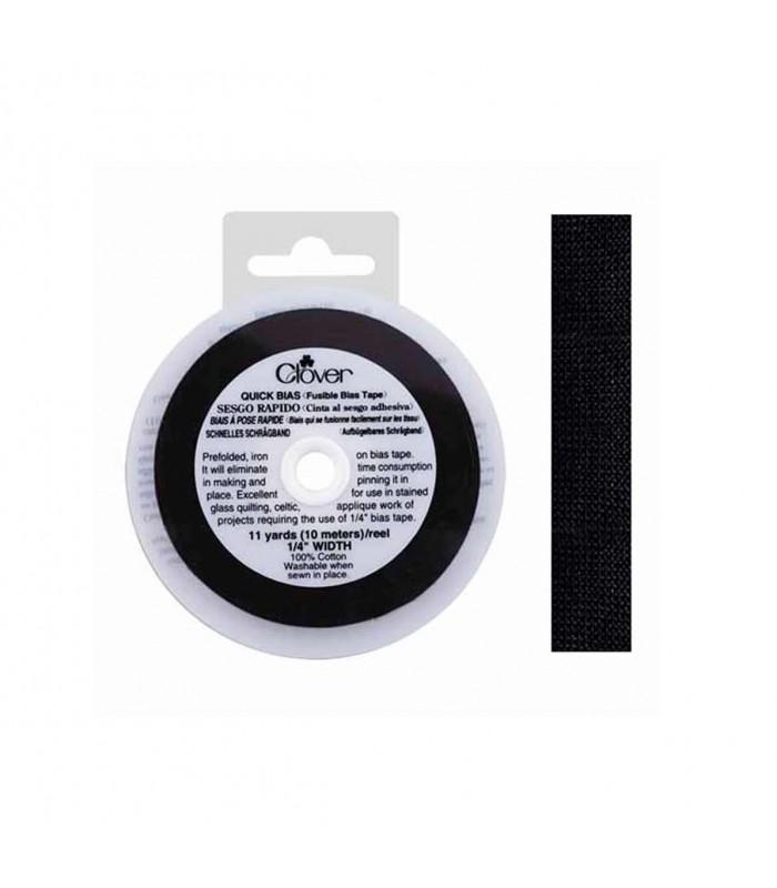 Quick Bies negro de 6mm negro