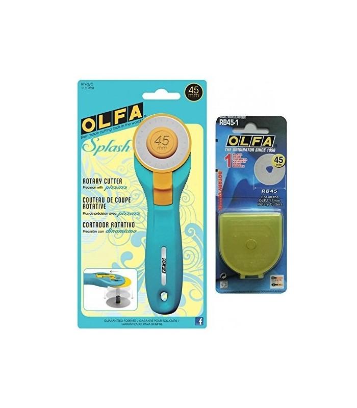 Cutter Olfa y cuchilla