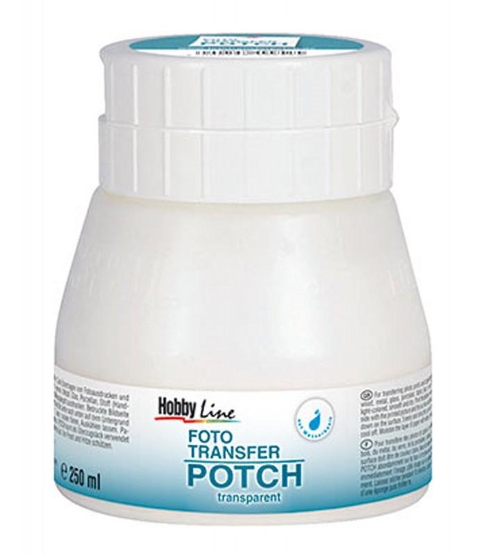 Gel adhesivo transparente 250 ml