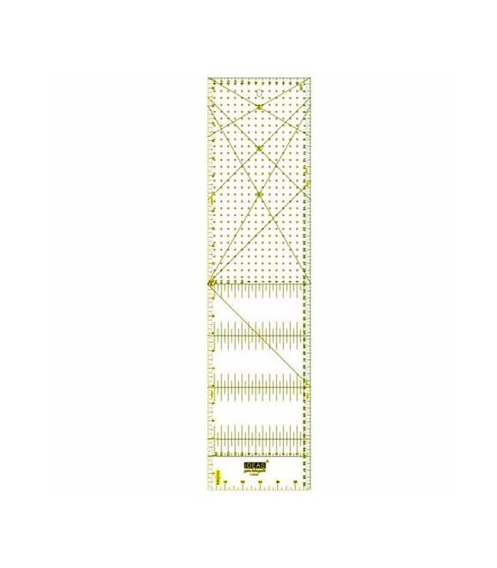 Regla per Patchwork 15x60 Centímetres i Polzades