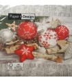 Servilleta papel Navidad