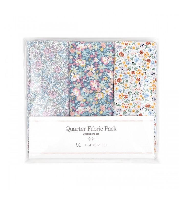 Kit de tela Fat Quarters DQF85