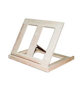 Faristol de fusta pi massís