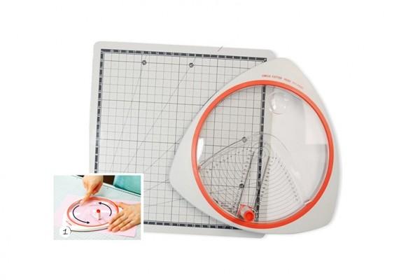 Cutter circular para manualidades